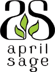April Sage Illustration